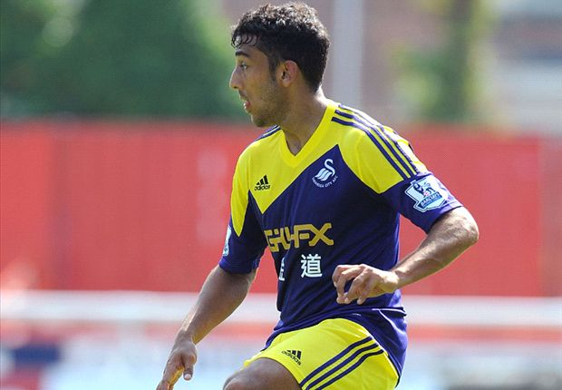 Neil Taylor hoping for Swansea return in Capital One Cup