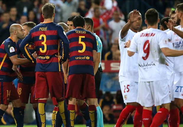 Barcelona 2-0 Sevilla (AET): Messi masterclass seals double for Luis Enrique's men