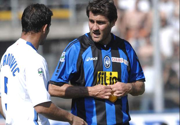 Report: Christian Vieri To Rescind Atalanta Contract
