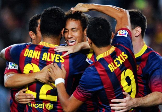 Barcelona-Valladolid: Blaugrana protecting perfect Primera record