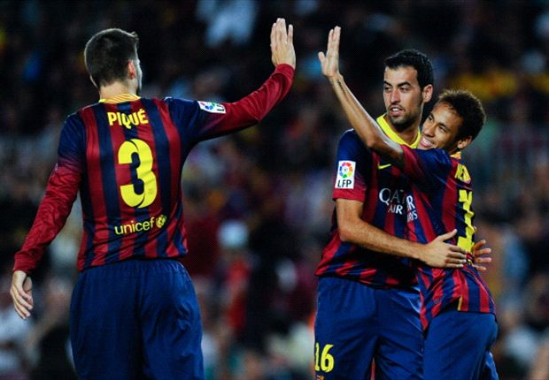 Busquets: Messi as important as ever