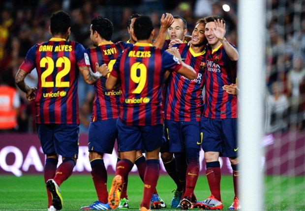 Barcelona-Real Valladolid Betting Preview: Back at least two first-half goals at Camp Nou