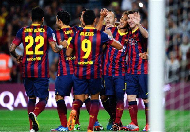 Der FC Barcelona siegt weiter