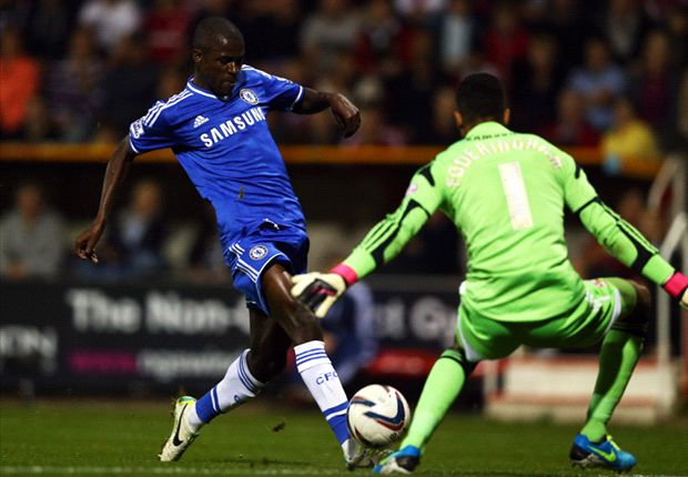Ramires a 'major doubt' for Tottenham clash
