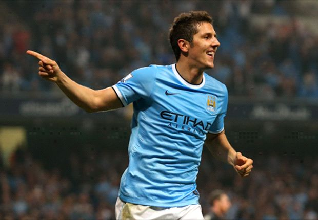 Pellegrini praises Jovetic and Toure after Wigan rout