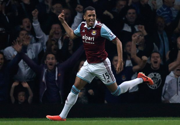 West Ham 3-2 Cardiff City: Late Vaz Te header seals Hammers progress