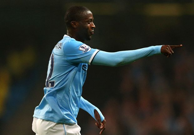 Yaya Toure: CAF's rightful Player of the Year