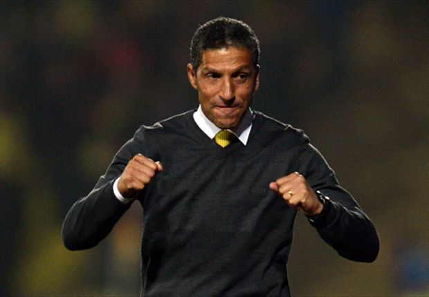 Hughton: No need to panic despite poor Norwich start