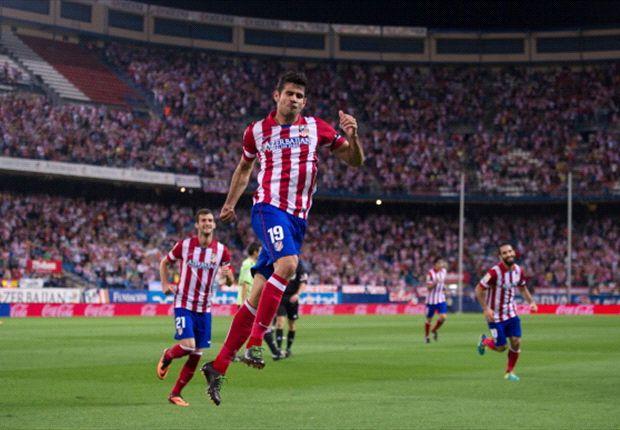 REVIEW Primera Liga Spanyol: Atletico Madrid Setia Tempel Barcelona