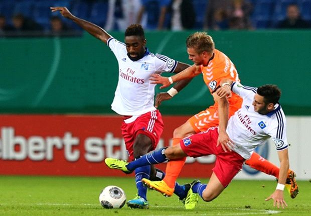 Der Hamburger SV kann dank Lasogga aufatmen