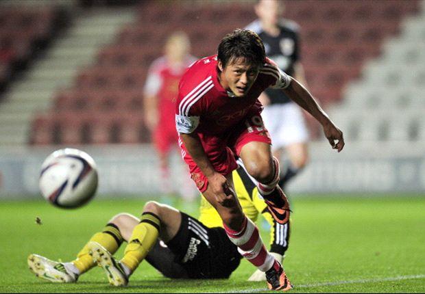 Southampton release Tadanari Lee