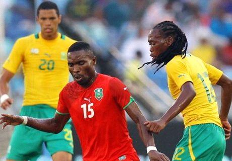 Ng'ambi's back for Malawi
