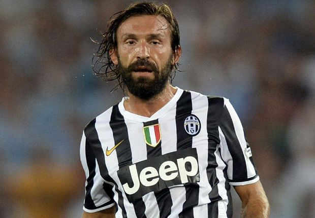 Juventus puts Pirlo contract talks on hold until winter