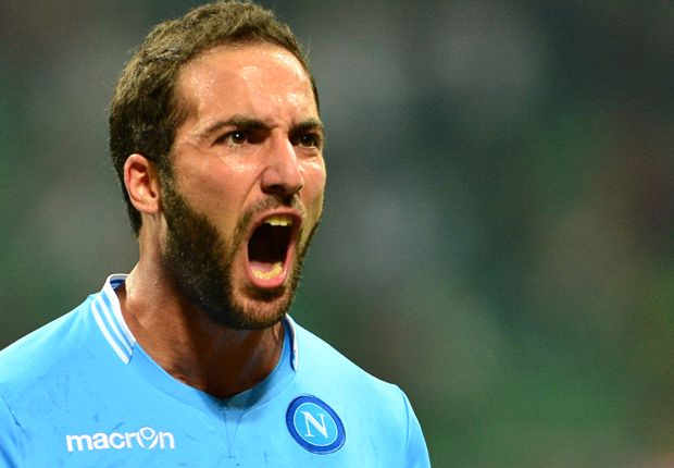Higuain: Napoli can beat anyone