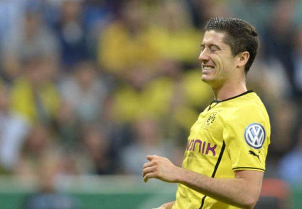 Lewandowski se cruzará de vereda en junio de 2014