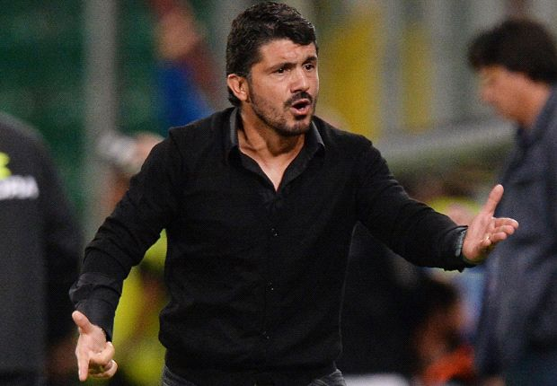 Ex-AC Milan stars Gattuso & Brocchi in match-fixing enquiry