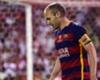 Barcelone, Iniesta donne son avis sur les recrues André Gomes, Digne et Umtiti