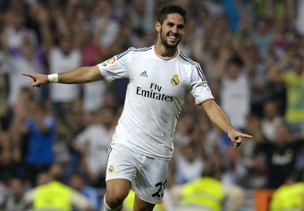 Isco happy at Real Madrid