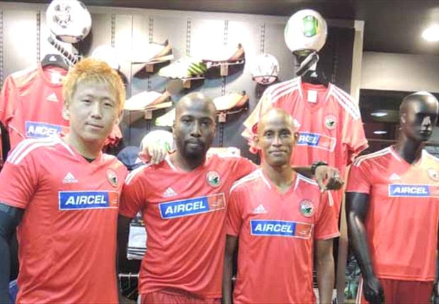 Thangboi Singlo and Lajong will look to compound Sporting's poor start