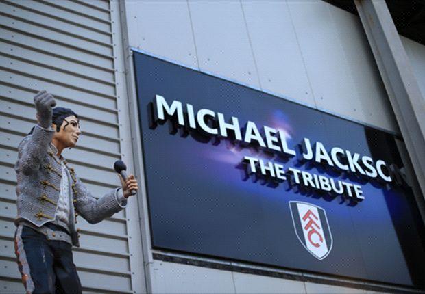 Fulham remove Michael Jackson statue outside Craven Cottage