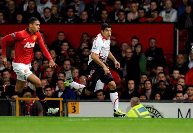 Chris Smalling Lega Kalahkan Liverpool