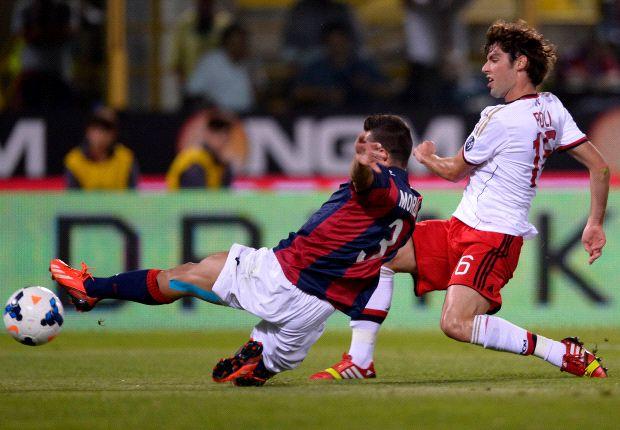 Bologna 3-3 AC Milan: Robinho inspires Rossoneri comeback