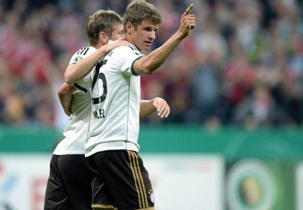 Bayern to face Augsburg in DFB-Pokal