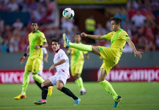 Sevilla 4-1 Rayo Vallecano: Rakitic y Bacca dan aire a Emery