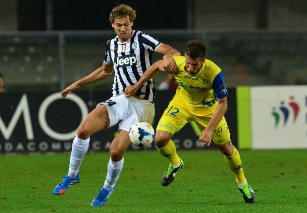 Chievo 1-2 Juventus: Bernardini own goal settles it for Serie A champions