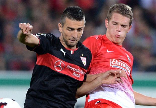 Stuttgart will Revanche für das DFB-Pokal aus gegen die badischen Nachbarn