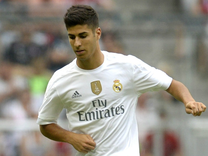 Asensio: I want to win it all with Real Madrid