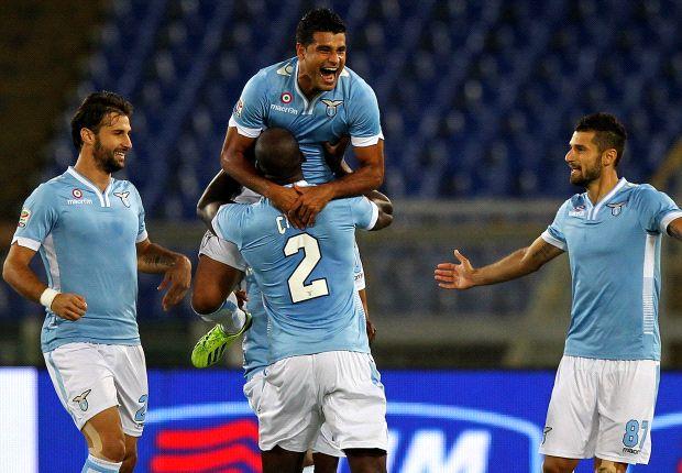 Lazio Rom will in Top fünf der Serie A vorstoßen