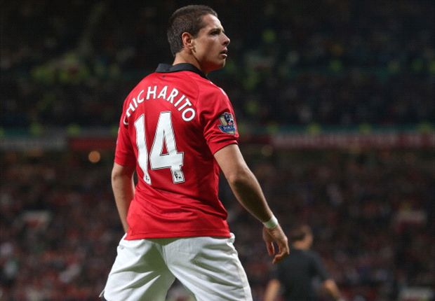 Chicharito urges Moyes to give him more opportunities at Manchester United