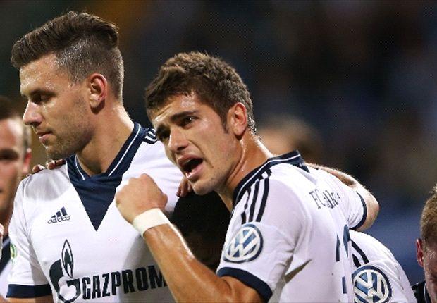 Steht mit Schalke im Achtelfinale - Roman Neustädter