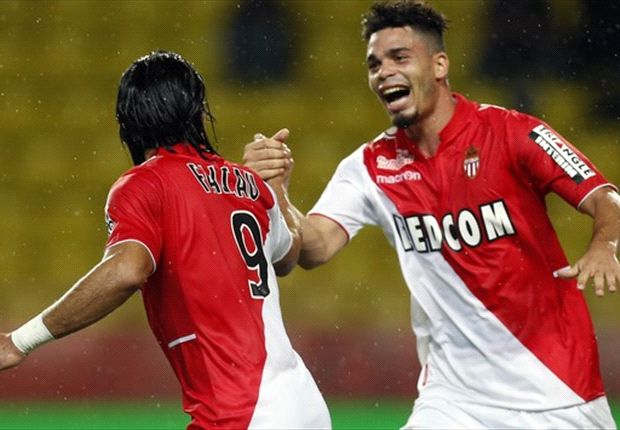 Ligue 1: Falcao hits double in Monaco cruise