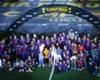 FC Barcelone, Messi et Suarez absents de la célébration du doublé