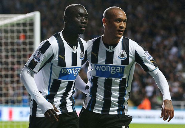 Newcastle 2-0 Leeds: Cisse and Gouffran seal place in fourth round