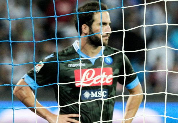 Serie A: Napoli drop first points of the season