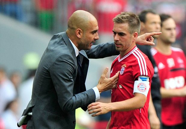 Lahm: I could play in midfield for Germany