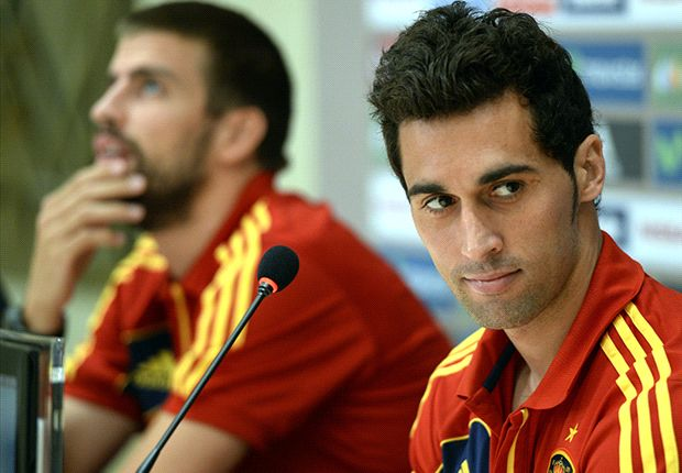 Ramos, Pique and Arbeloa sit out Spain training