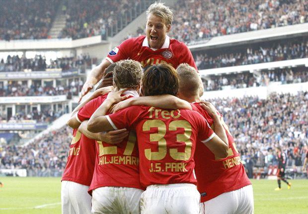 Wedtip: AZ - PSV, Ajax - Go Ahead Eagles