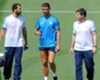 Ronaldo plays down injury fears