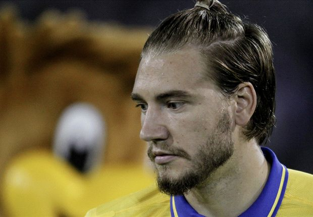 Arsenal misfit Bendtner: People think I'm a psychopath