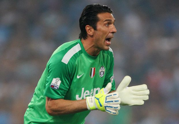 Buffon: Cavani exit did not hurt Napoli