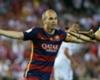 David Silva praises Iniesta's Copa del Rey heroics
