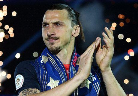 Astronómico contrato para Ibrahimovic