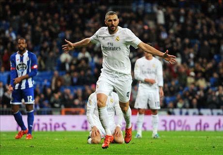 RUMORS: Man Utd looking at Benzema