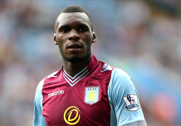 Lambert backs Benteke to rediscover goalscoring touch for Aston Villa