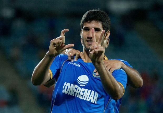 Getafe 2-0 Celta: Los de Luis García progresan adecuadamente