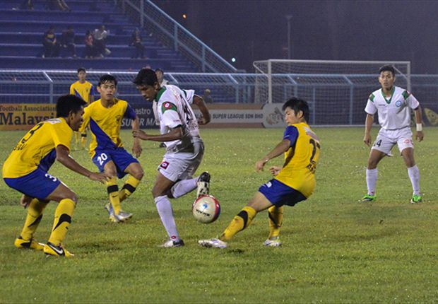 Shalihin penalty rescues point for Young Tigers